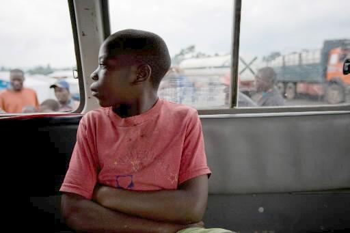 Innocent, 14 ans.... (Photo: AFP)