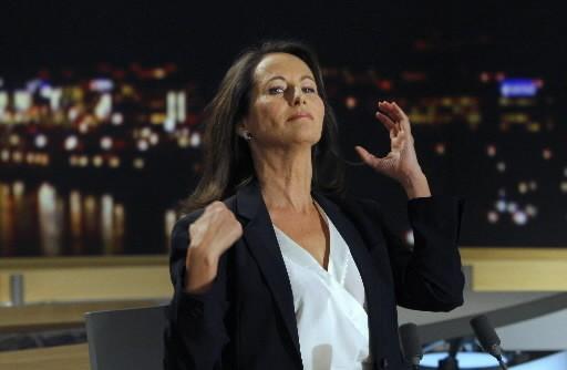 Ségolène Royal... (Photo: AP)