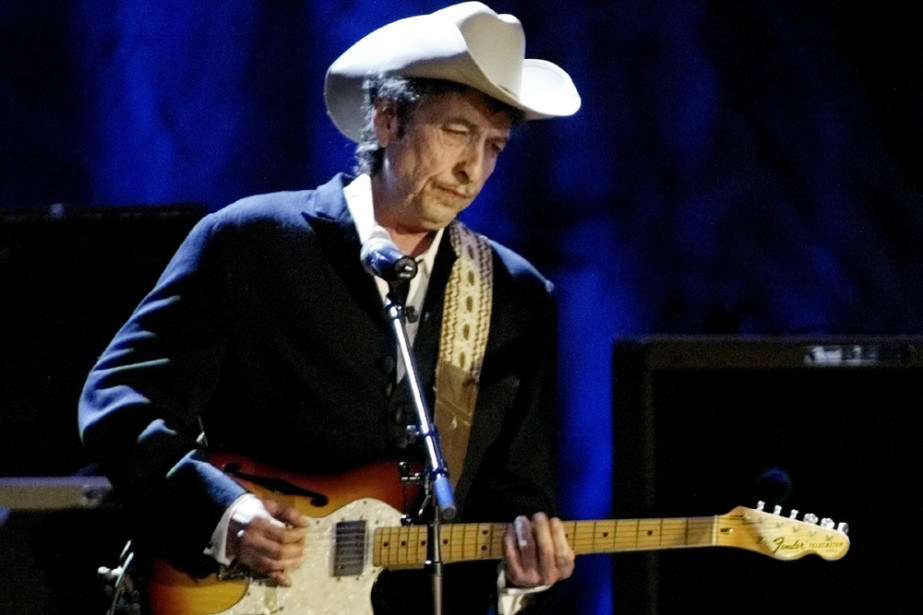 Bob Dylan est en spectacle au Centre Bell... (Photo: archives La Presse)
