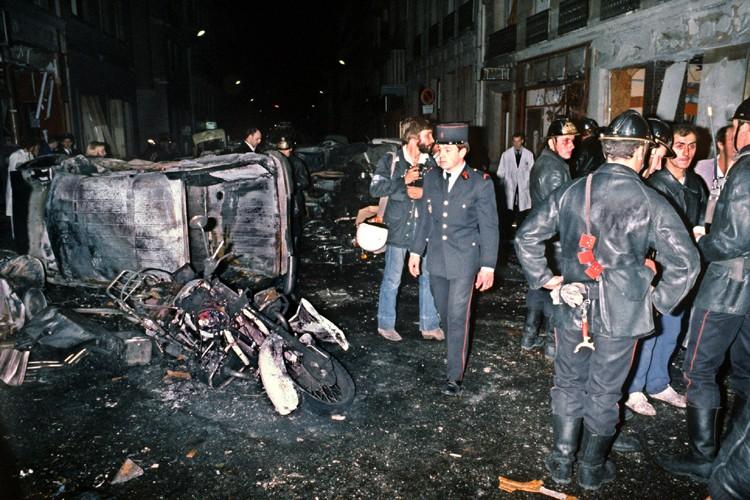Un attentat avait fait quatre morts près de... (Photo: AFP)