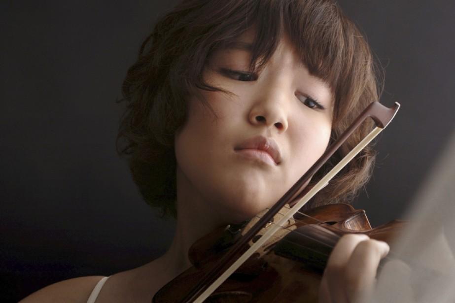Jinjoo Cho... (Photo: Jeunesses musicales du Canada)