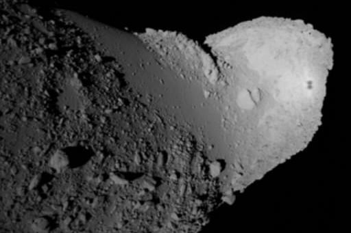 Les scientifiques croient que les astéroïdes de taille... (Photo: archives AP)