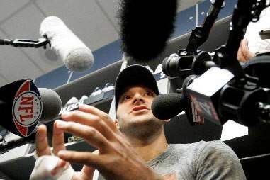 Tony Romo... (Photo: AP)
