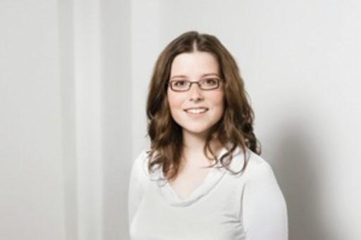 Gabrielle Dufour-Turcotte, candidate du PQ dans Saint-Laurent....