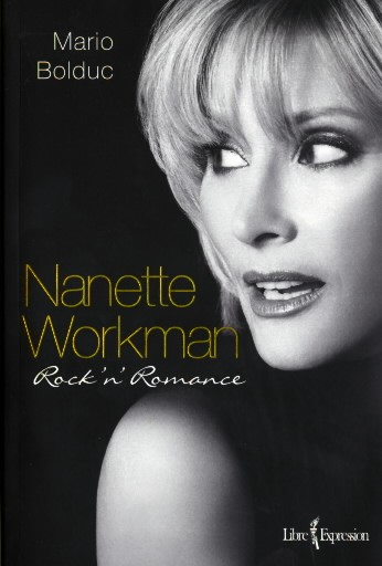 Le livre Rock'n'Romance sur la chanteuse Nanette Workman...