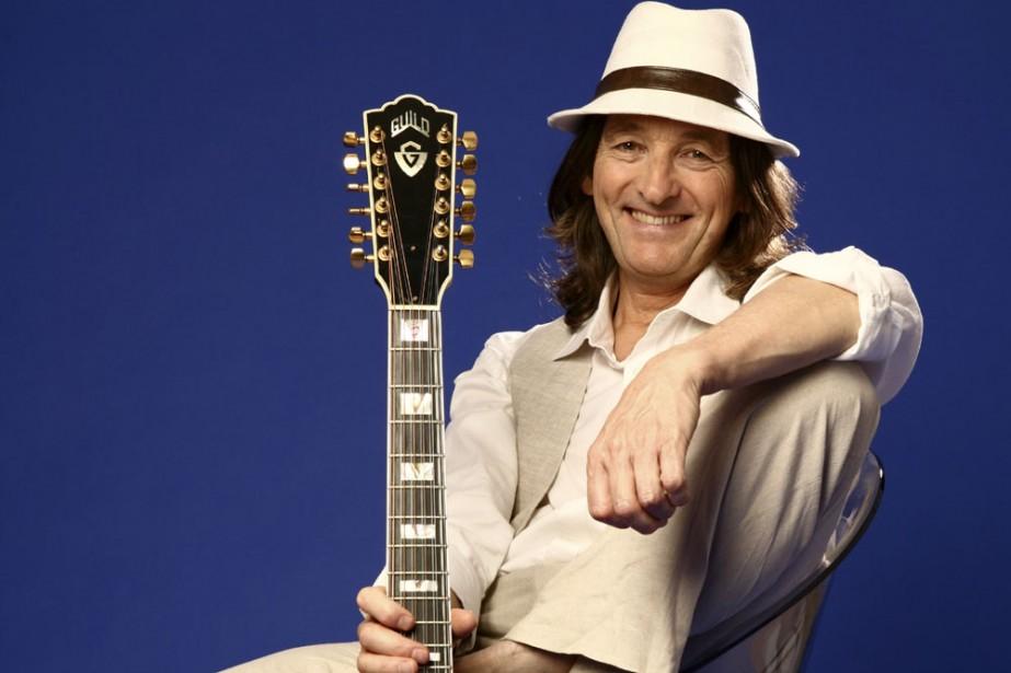 Roger Hodgson, compositeur des Logical Song, Give A... (Photo: Roger Hodgson)