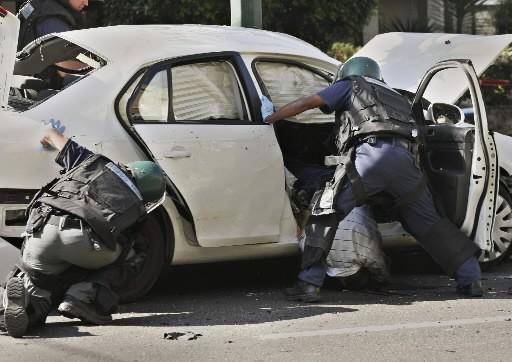 Une personne, qui serait un parrain du milieu israélien, a été... (Photo: AP)