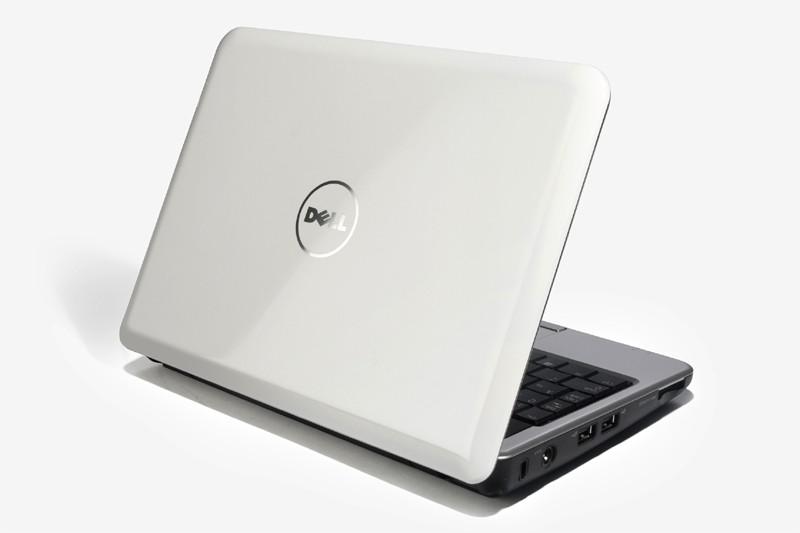 Un ordinateur Dell Inspiron Mini 9...