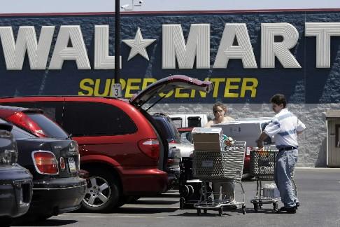 Wal-Mart vient de lancer en Arizona quatre magasins pilotes deux... (Photo: PC)