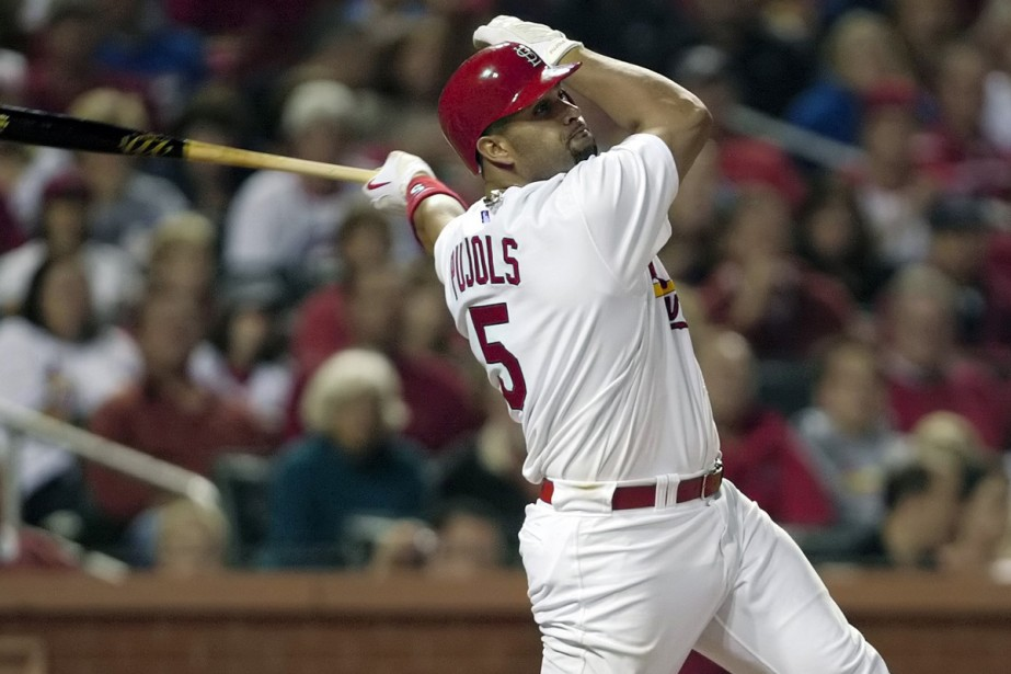 Albert Pujols... (Photo: AP)