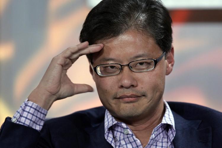 Le PDG de Yahoo!, Jerry Yang... (Photo: AP)