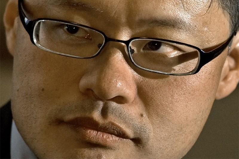 Le fondateur de Yahoo! Jerry Yang... (AFP)
