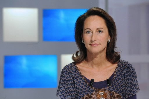 Ségolène Royal... (Photo: AFP)
