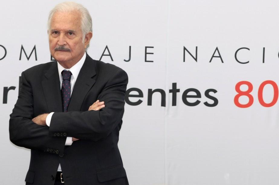 Carlos Fuentes... (Photo: Reuters)