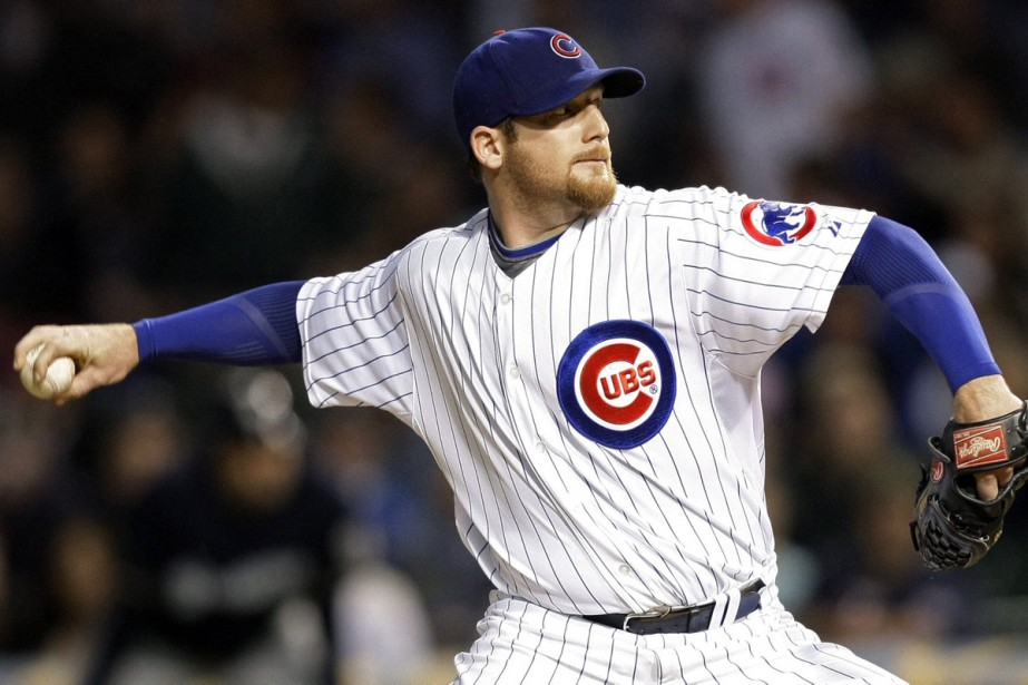 Ryan Dempster... (Photo: AP)