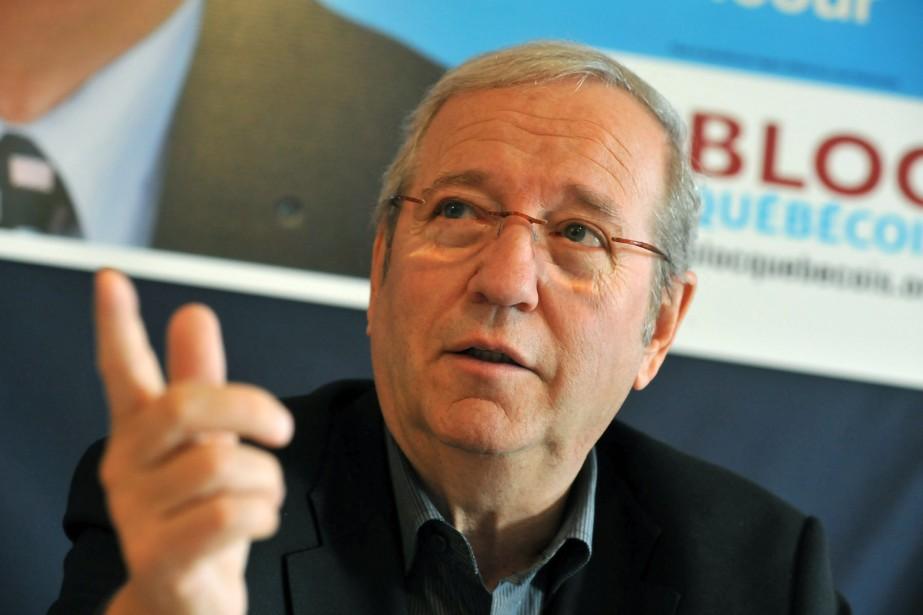 Louis Plamondon... (Photo Le Nouvelliste)