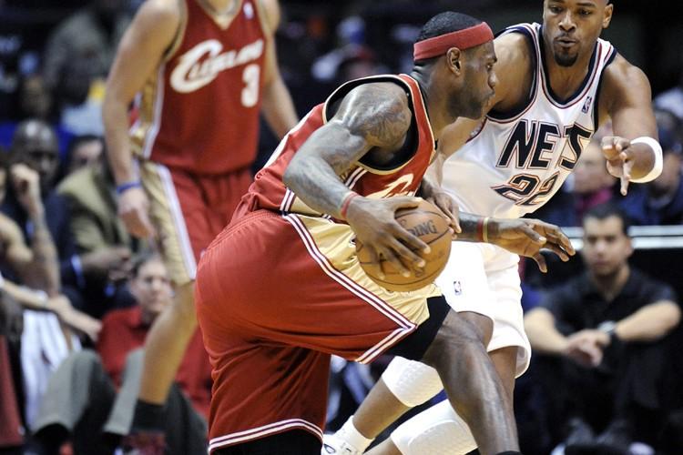 LeBron James... (Photo: AP)