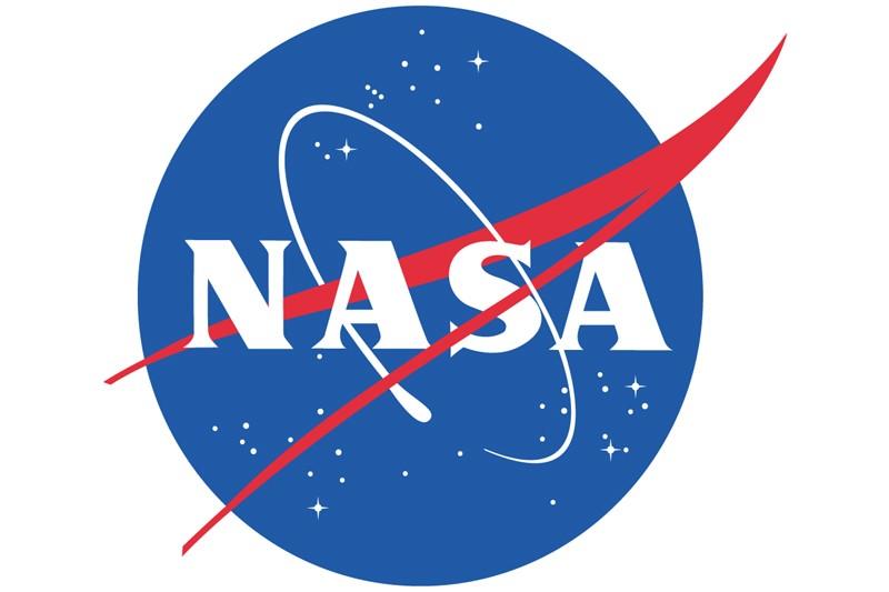 Le logo de la NASA...