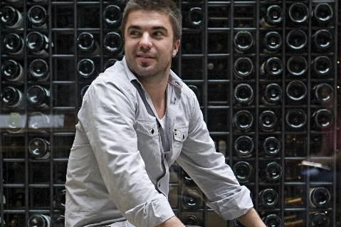 Le chef du restaurant Le Local, Louis-François Marcotte.... (Photo: Patrick Sanfaçon, La Presse)