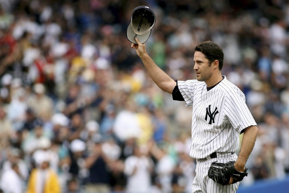 Mike Mussina... (Photo: AP)