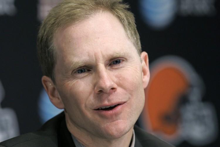 Le directeur général des Browns de Cleveland, Phil... (Photo: AP)