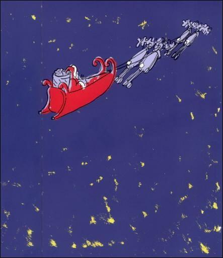 Image tirée du livre Les Rennes de Noël,...