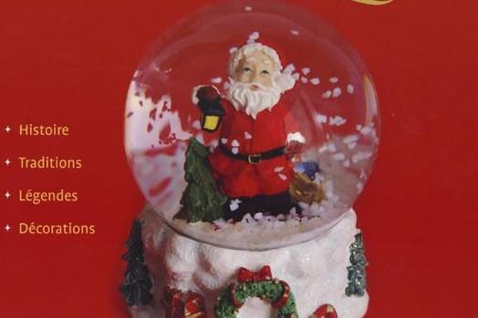 Les décorations de Noël sont apparues au Québec vers 1850. C'est à cette époque...