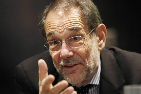Javier Solana... (Photo: AP)
