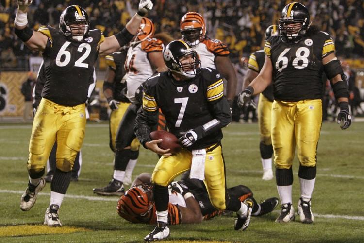 Les Steelers ont remporté une victoire de 27-10,... (Photo: Reuters)