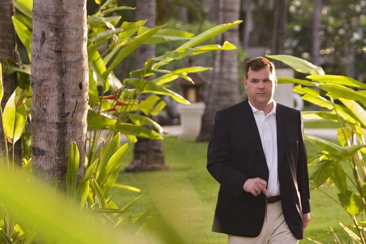 L'ancien ministre fédéral de l'Environnement, John Baird, a... (Photo: Ivanoh Demers, La Presse)