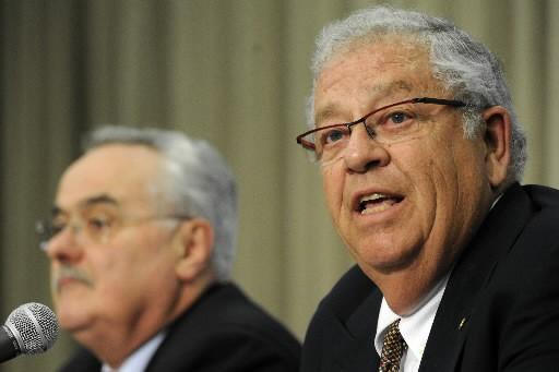 Pierre Brunet, président du conseil d'administration de la... (Photo: Bernard Brault, La Presse)