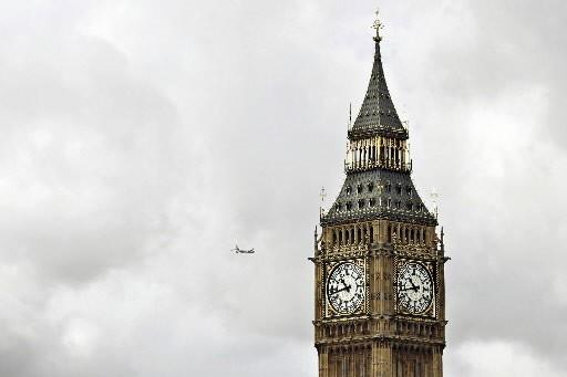 Le premier ministre britannique Gordon Brown estime que la... (Photo: AFP)