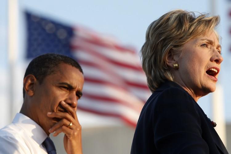 Swanee Hunt se souvient d'un certain voyage d'Hillary Clinton... (Photo: Reuters)