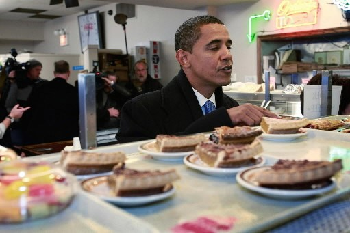 Le président élu Barack Obama annoncera officiellement... (Photo: Bloomberg)
