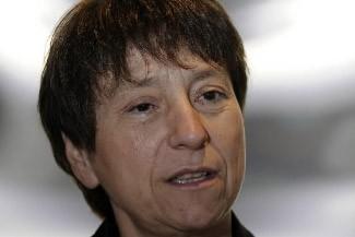 La porte-parole de Québec solidaire, Françoise David... (Photo: Bernard Brault, Archives La Presse)