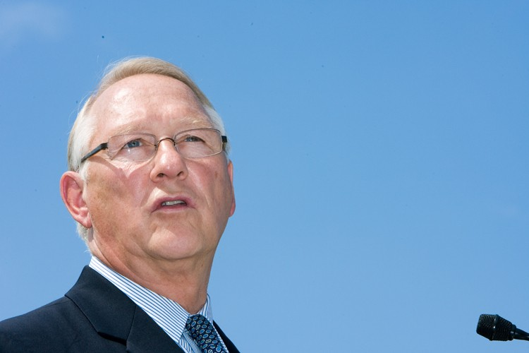 Le maire Gérald Tremblay.... (Photo: La Presse)