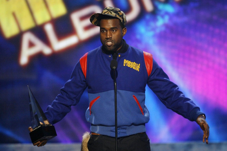 Kanye West a remporté le trophée du meilleur... (Photo: Reuters)
