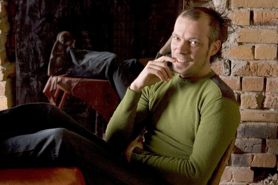Tomàs Jensen a été sacré meilleur auteur-compositeur francophone... (Photo: Martin Tremblay, La Presse)