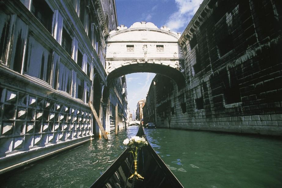 Venise... (Photo: Corbis)