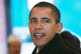 Le président démocrate élu Barack Obama et les élus... (Photo: Bloomberg)