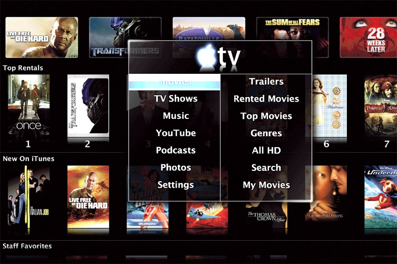 Apple TV...