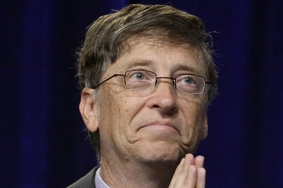 Bill Gates... (Photo: AP)