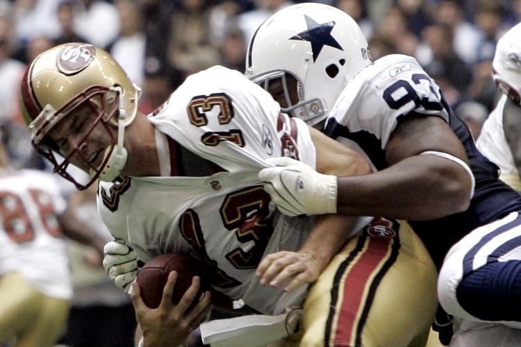 À leurs deux derniers matchs, les Cowboys ont... (Photo: AP)