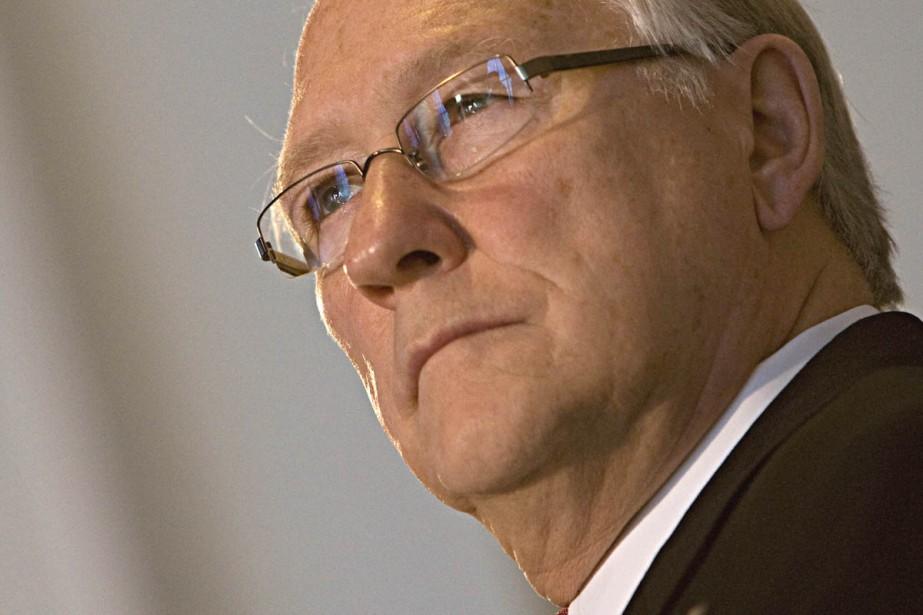 Le maire Gérald Tremblay, dont l'administration a présenté... (Photo: Ivanoh Demers, La Presse)