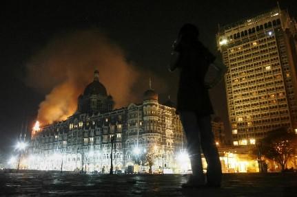 Véritable emblème de Bombay, l'hôtel Taj Mahal Palace... (Photo: Reuters)