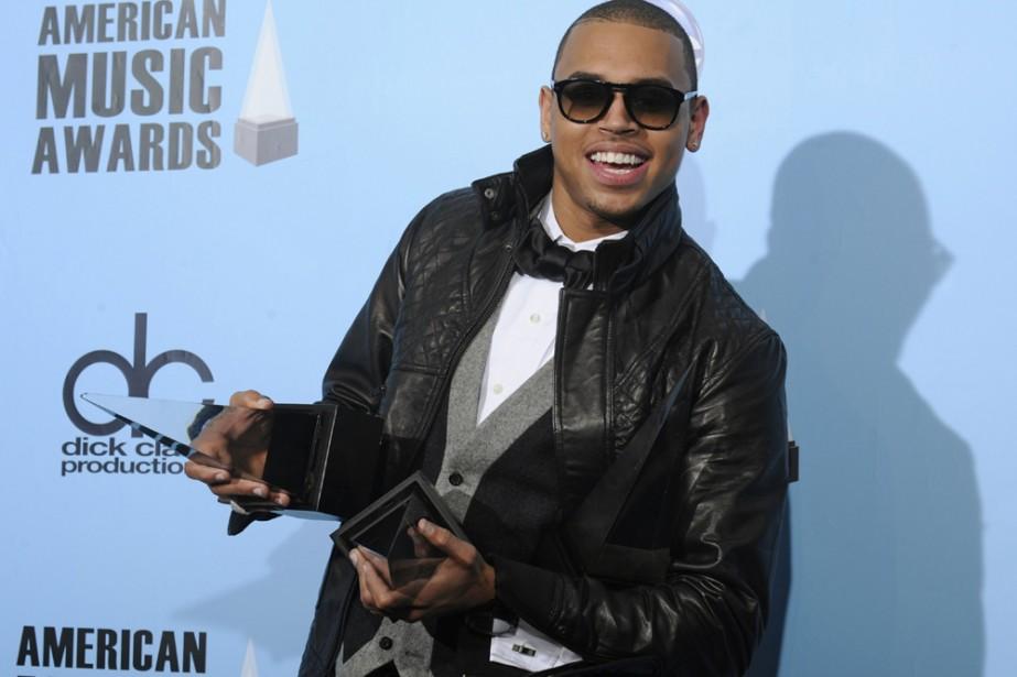 Chris Brown... (Photo: Reuters)