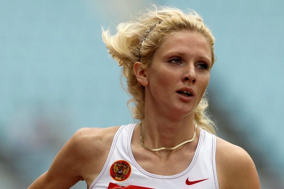 Yelena Soboleva... (Photo: AP)