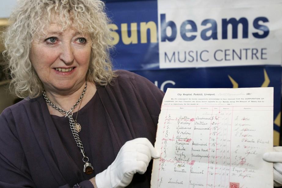 Annie Mawson, directrice de Sunbeams Music Trust, une... (Photo: AP)