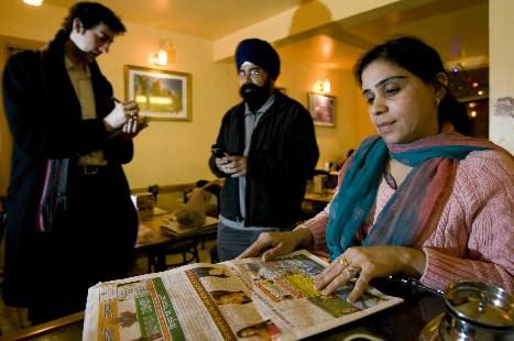 La communauté indienne de Montréal est habituée d'apprendre... (Photo André Tremblay, La Presse)