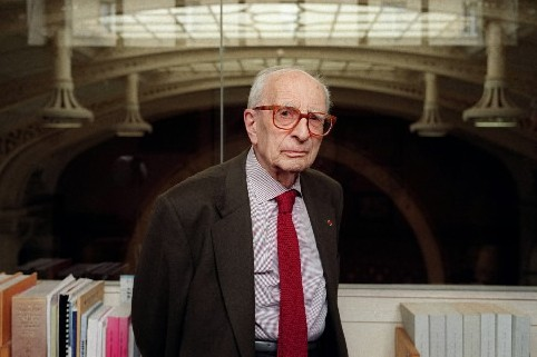 L'anthropologue français Claude Lévi-Strauss a consacré sa vie... (Photo: AFP)